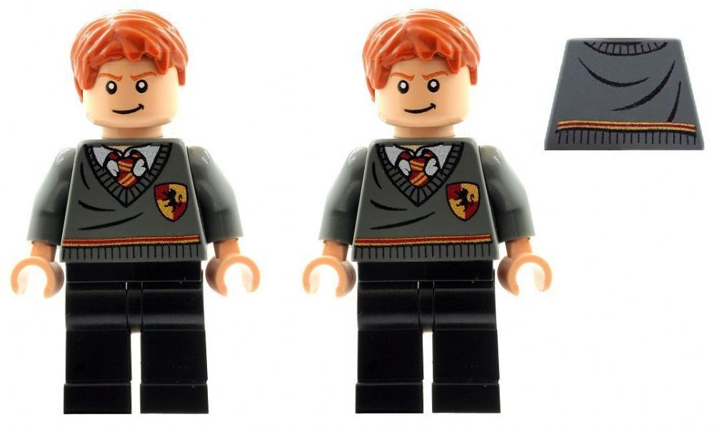Harry Potter (Fred & George Weasley) - Custom Designed Minifigures
